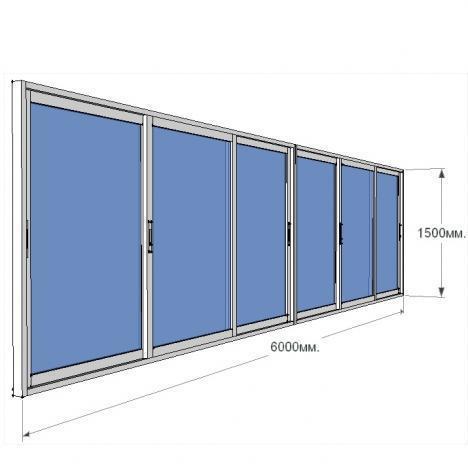 Стоимость 6метрового балкона..
